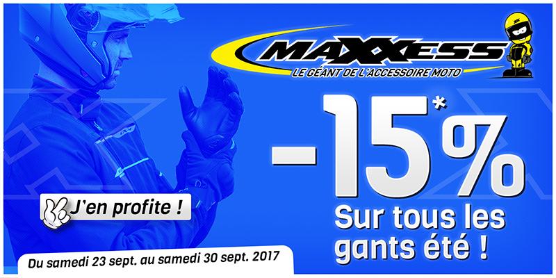 -10% sur la Bagagerie chez MAXXESS