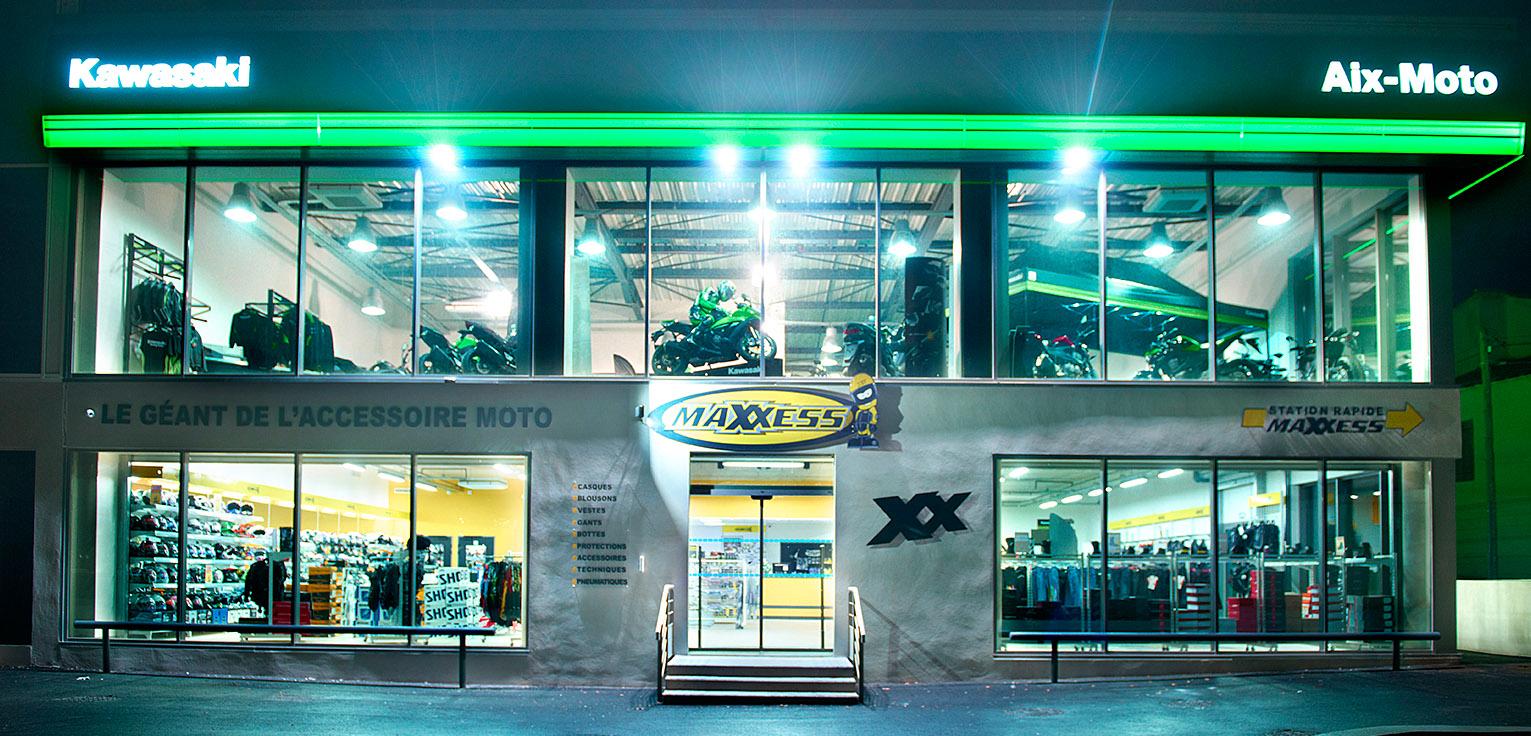 Bienvenue dans votre centre MAXXESS de AIX EN PROVENCE (13)