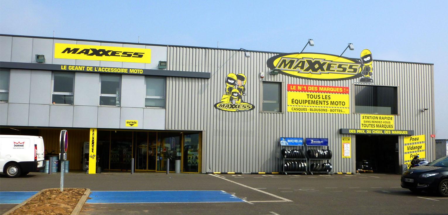 Bienvenue dans votre centre MAXXESS de LILLE/SECLIN (59)