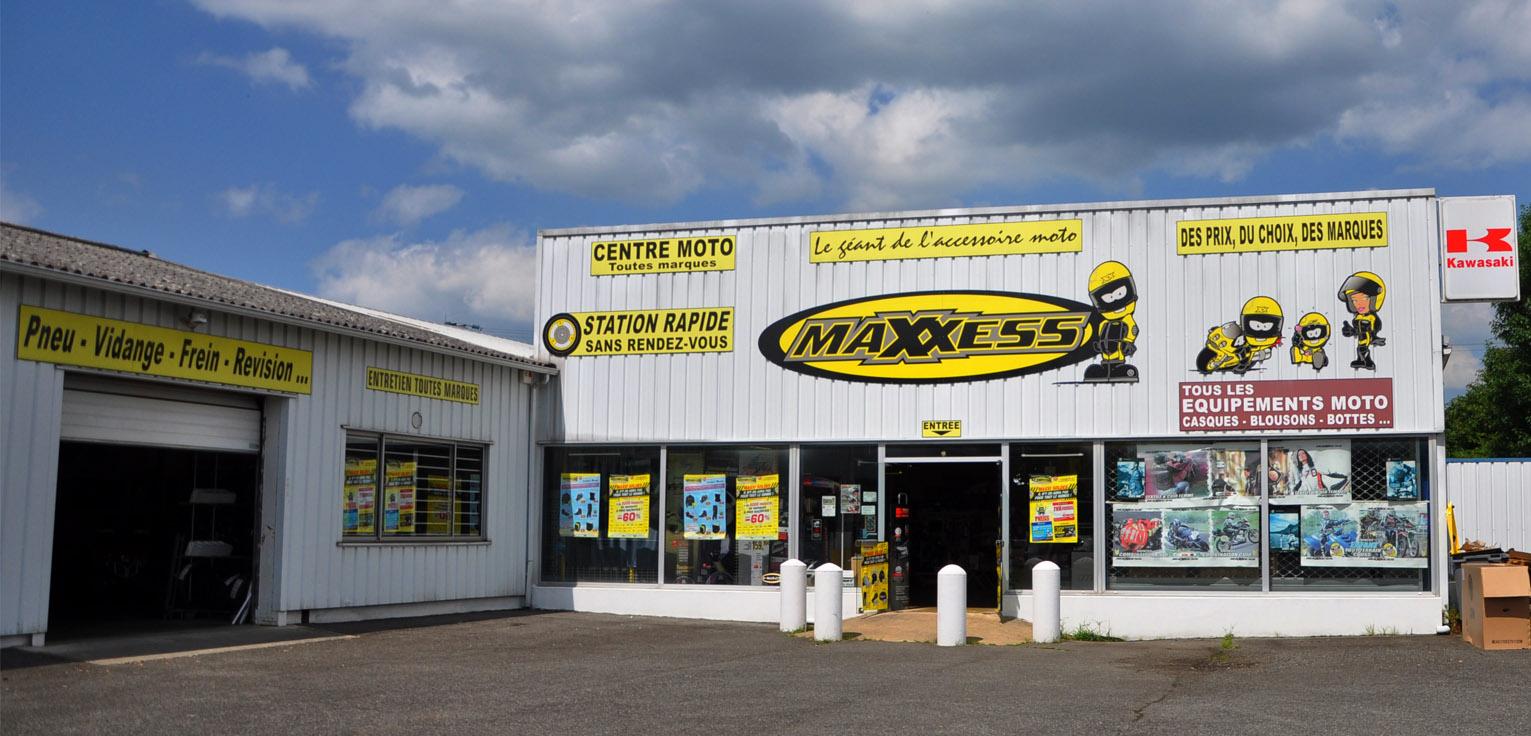 Bienvenue dans votre centre MAXXESS de PAU (64)