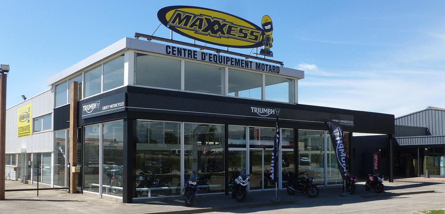 Bienvenue dans votre centre MAXXESS de FREJUS (83)