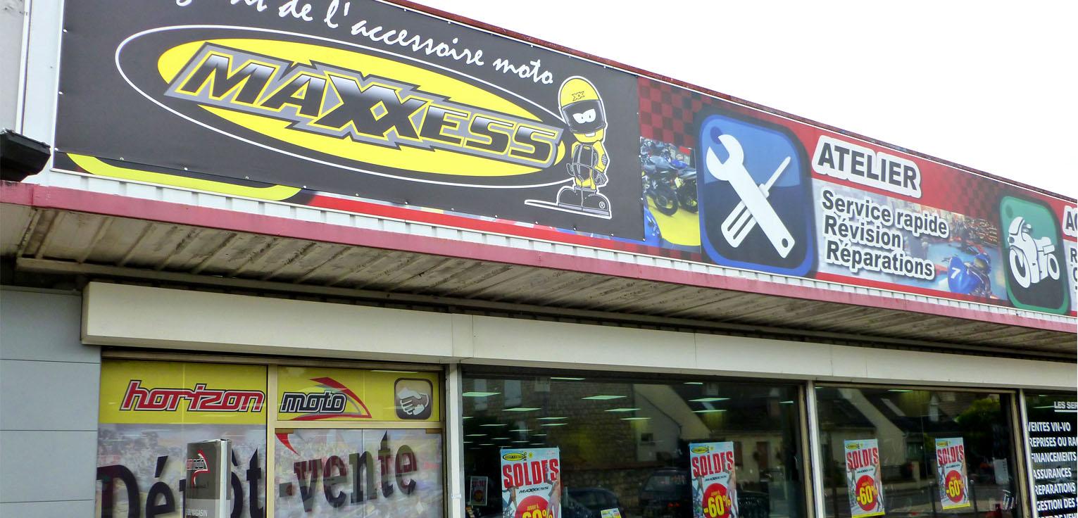 Bienvenue dans votre centre MAXXESS de CERGY (95)