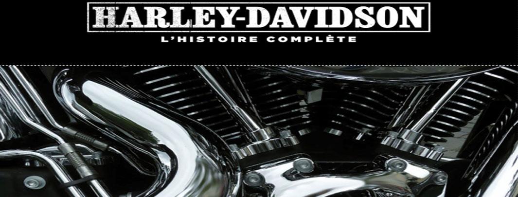 Harley-Davidson: L'histoire Complète De La Célèbre Marque Dans Un Livre