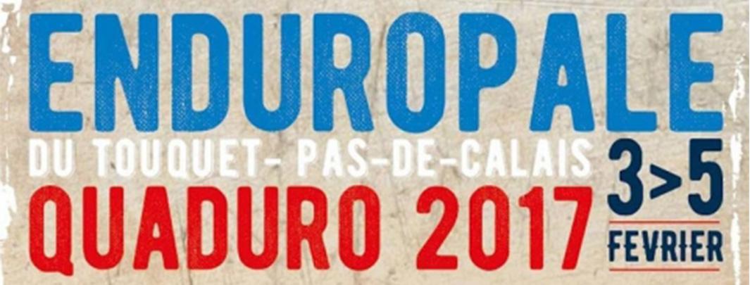 42e édition De L'Enduropale Du Touquet 2017