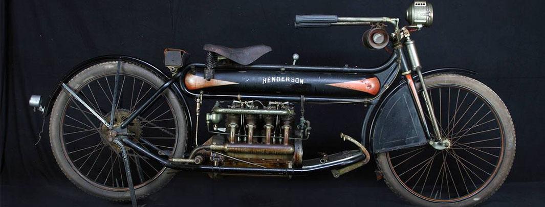 Ventes Aux Enchères De Las Vegas : 506 395 € Pour Une Henderson Four De 1912 !