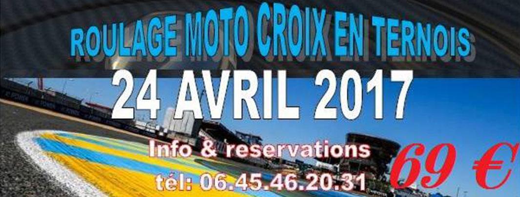 Journée De Roulage Sur Le Circuit De Croix En Ternois