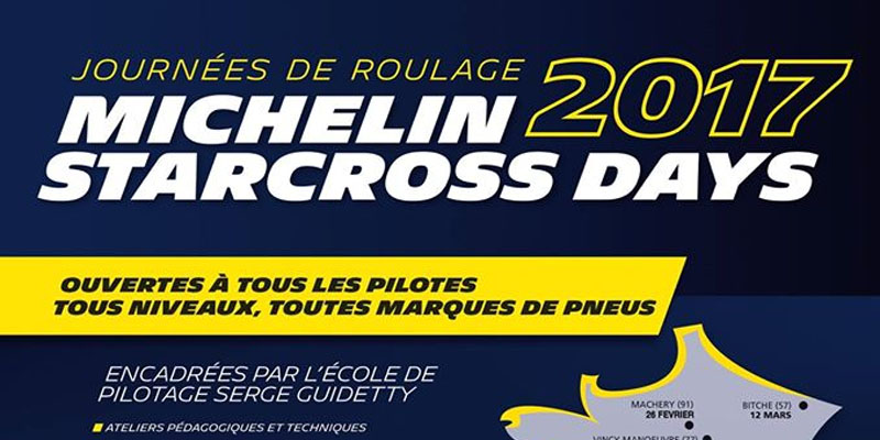 MICHELIN STARCROSS DAYS 19 FEV QUINSSAINES
