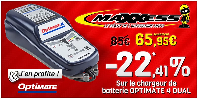batterie moto maxxess