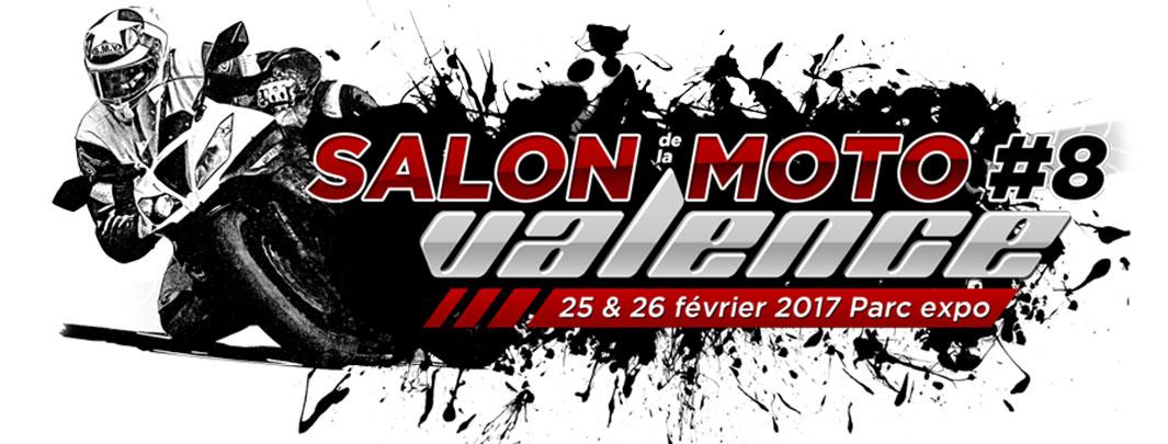Votre MAXXESS VALENCE Sera Présent Au Salon De La Moto Les 25 Et 26 Février