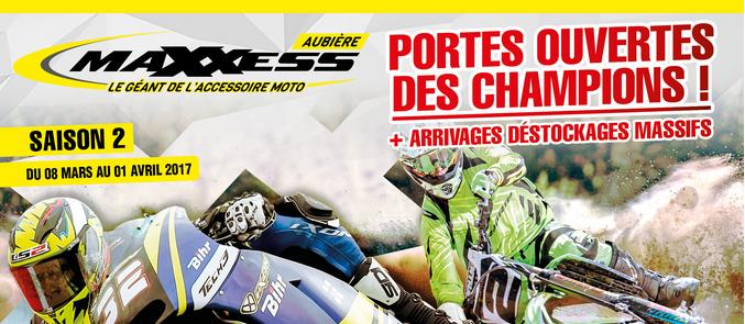 Portes Ouvertes Des Champions à Aubière !