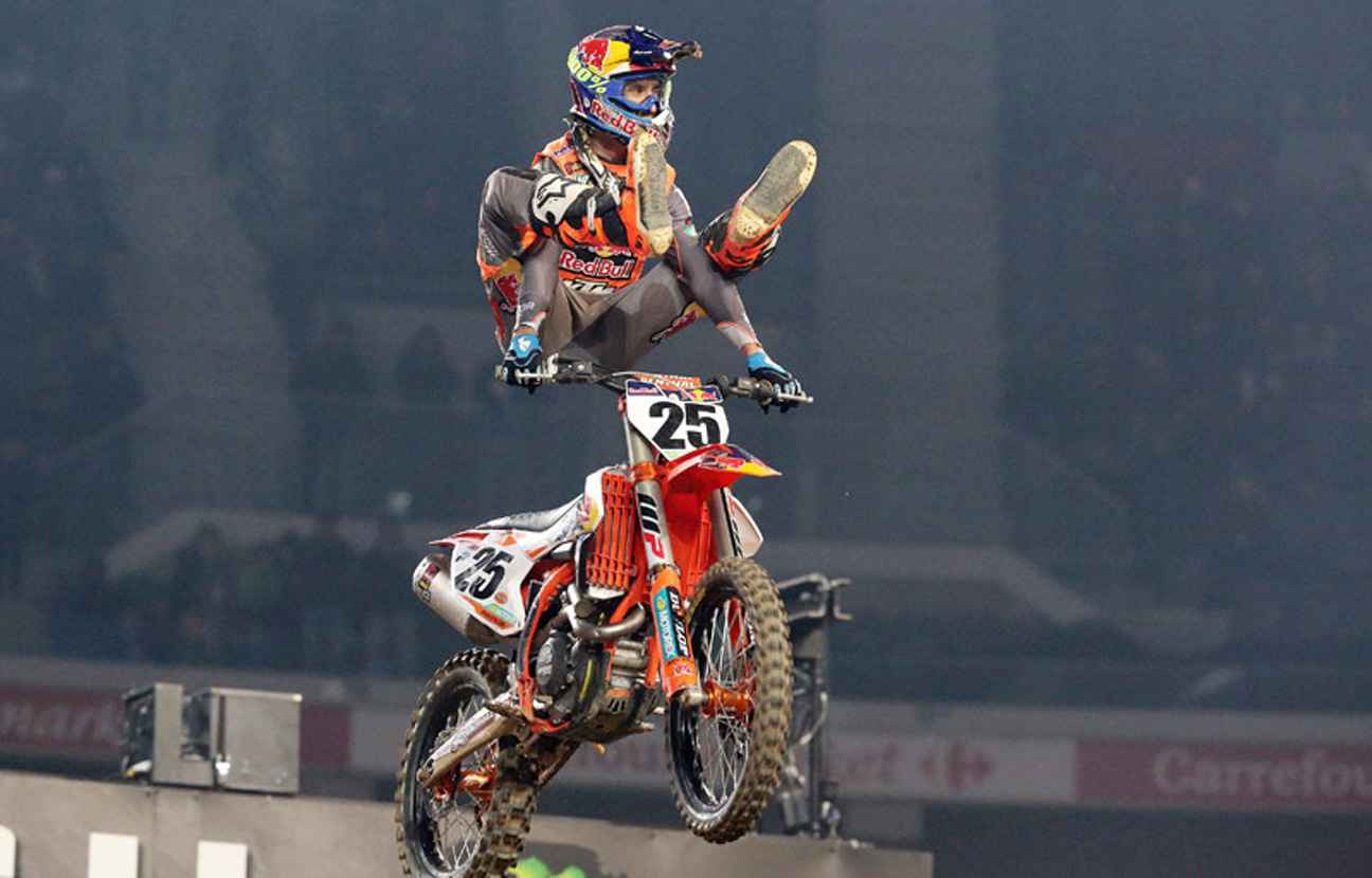 2048×1536 Fit Marvin Musquin Remporte Supercross Paris Lille