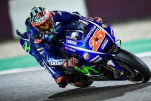 Maverick Viñales a remporté le GP du Qatar dimanche. (IPP/Presse Sports)