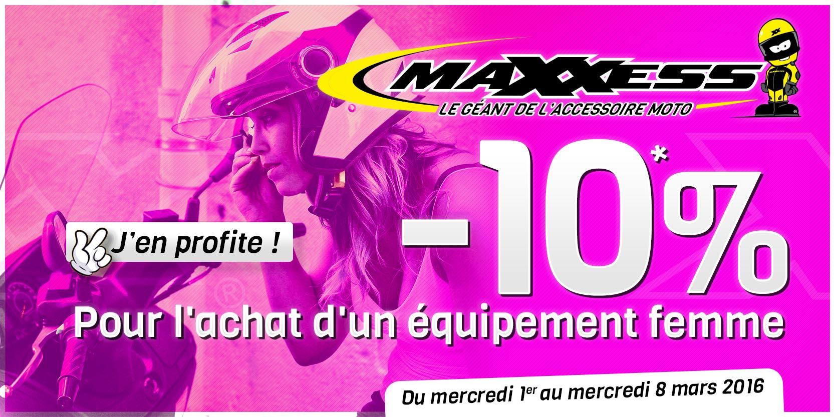 Journée De La Femme ♥️ Chez MAXXESS !