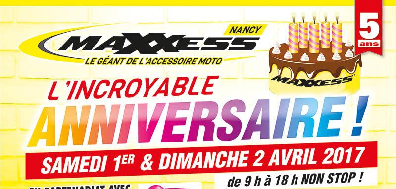 Week-end De Folie Chez MAXXESS NANCY Pour Deux Jours De Folies !