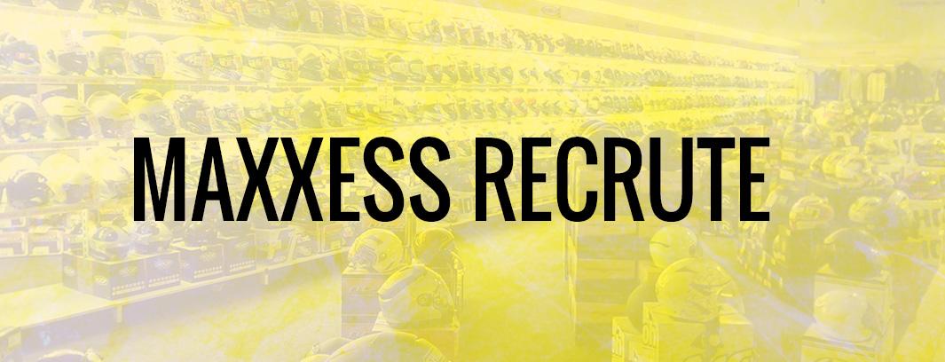 Recrutement / Offre(s) D'emploi Chez MAXXESS METZ