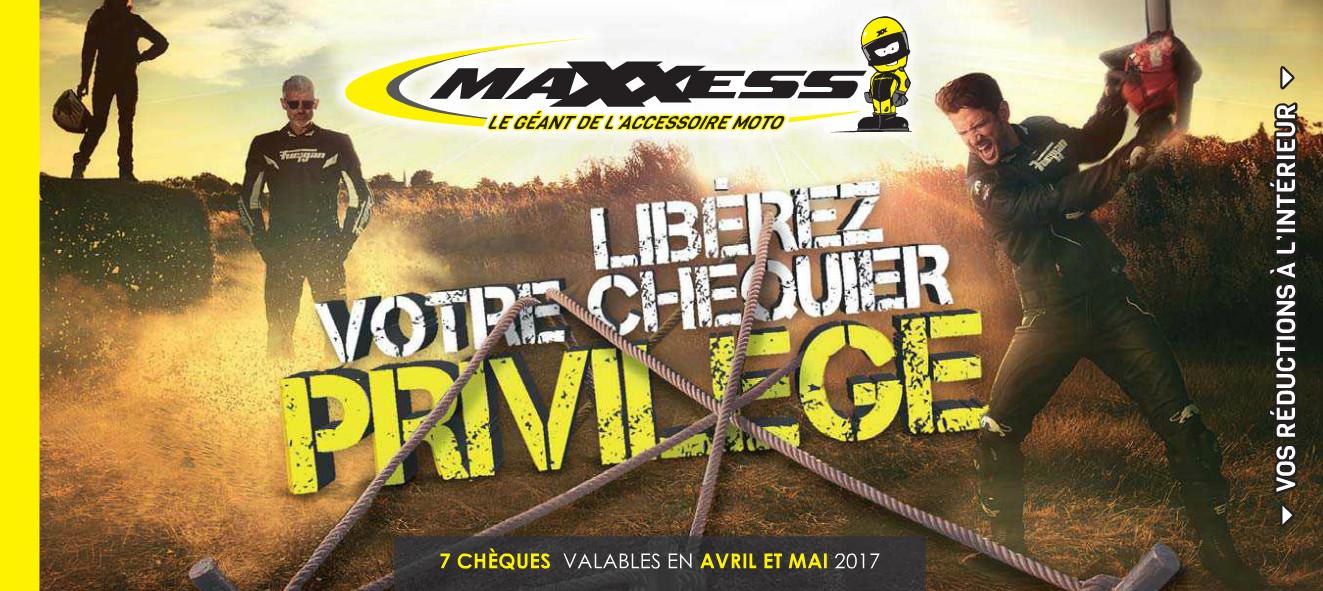 Opération PRIVILÈGES SUR LES MARQUES MAXXESS NANCY