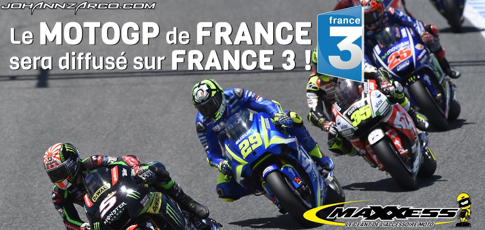 France 3 Diffusera à Nouveau Le GP De France En 2017 Et 2018