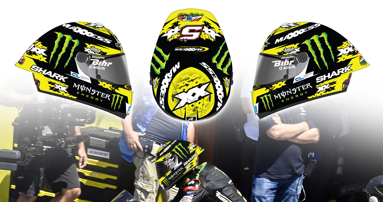 Casque MAXXESS ZARCO