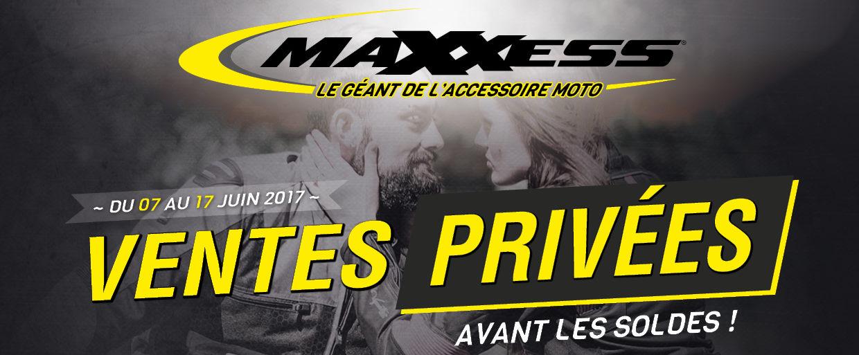 VENTES PRIVÉES MAXXESS Avant Les SOLDES