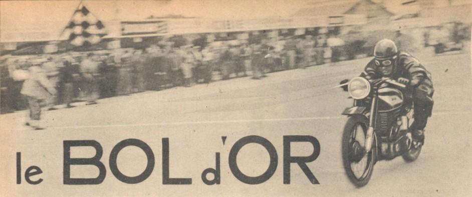 Bol d'Or années 50