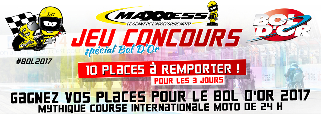 CONCOURS FB BOL D'OR