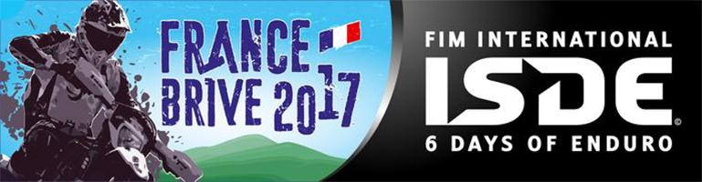 ISDE 2017 6 Days