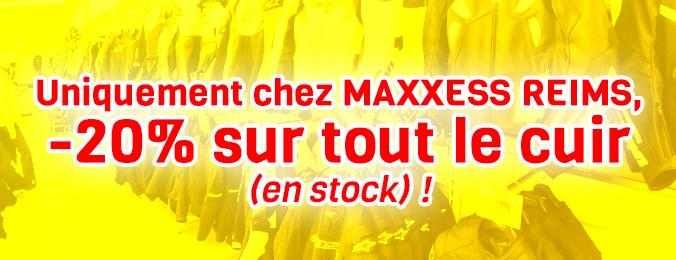 C'est La Rentrée Au Meilleur Prix Chez MAXXESS REIMS !