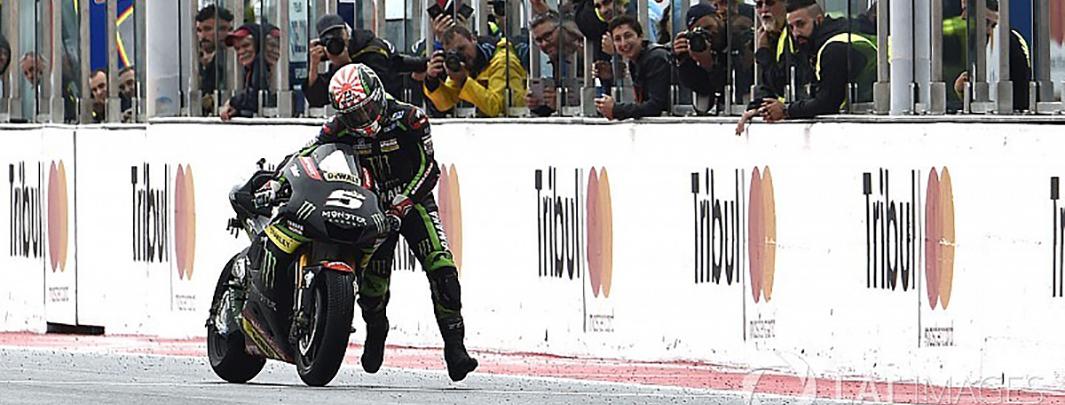 MotoGP: L'héroïque Zarco Serre Les Dents Et Termine Sa Course à Pied