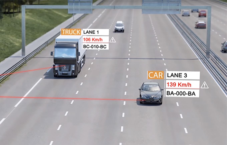 carte des nouveaux radars Nouveau Radar Tourelle sur les routes !   Le réseau MAXXESS FRANCE