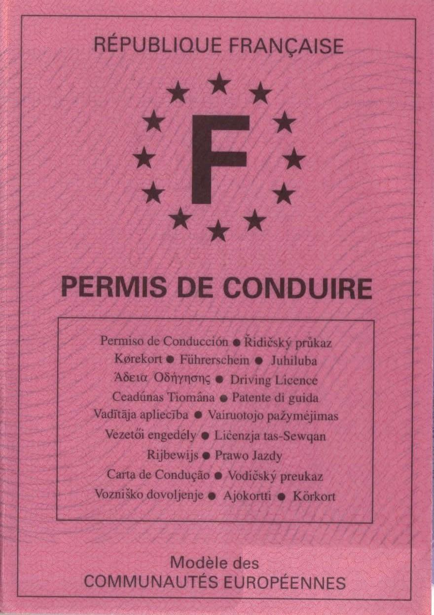 Ancien permis