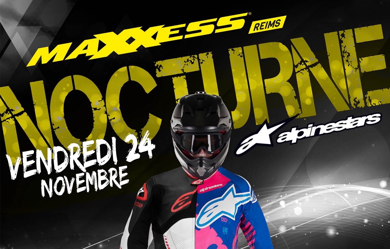 Nocturne Chez MAXXESS Reims (Millesime Motor)