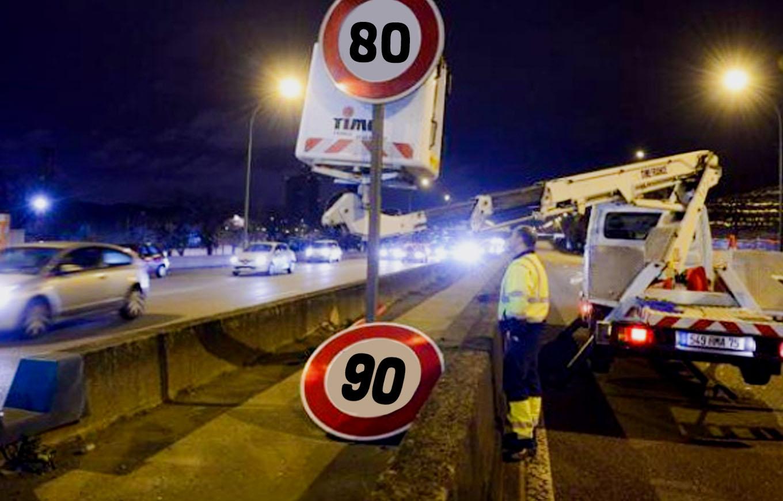Vers Une Limitation à 80 Km/h Sur Les Routes Françaises ?