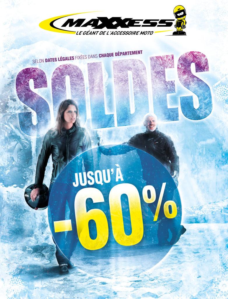 C 39 est parti pour les soldes d 39 hiver chez maxxess le r seau maxxess france - Soldes d hiver dates ...