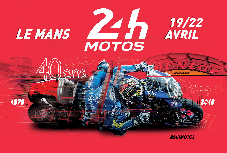 24 Heures Motos – Les Animations Spéciales 40e Anniversaire