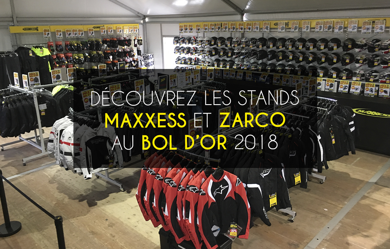 Maxxess Et Zarco Au Bol D'Or 2018 Les 14, 15 Et 16 Septembre