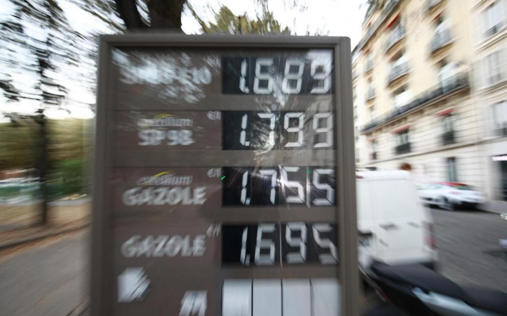 Du Jamais Vu : Le Diesel Est Plus Cher Que L'essence !