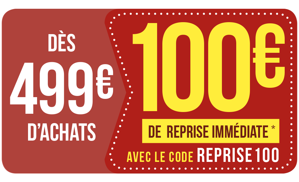 Reprise IMMÉDIATE 🔥avec Le Code REPRISE100