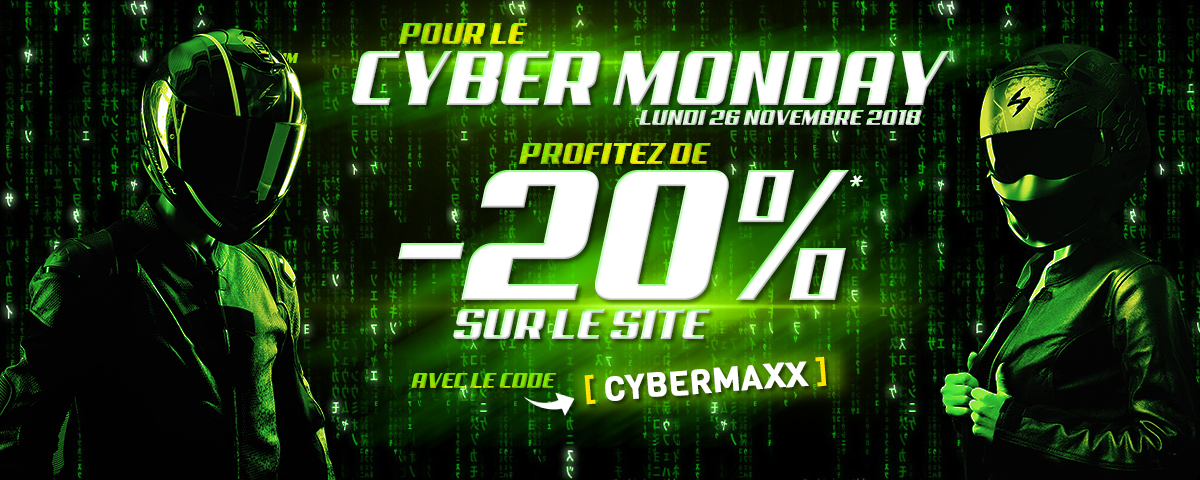 CYBER MONDAY MAXXESS !