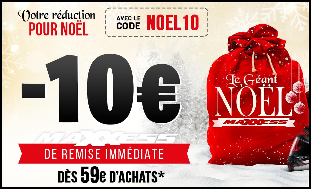 Remise IMMÉDIATE 🔥avec Le Code NOEL10