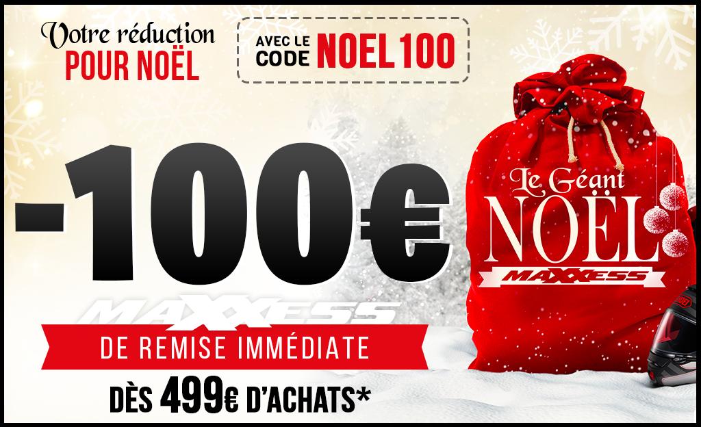Remise IMMÉDIATE 🔥avec Le Code NOEL100