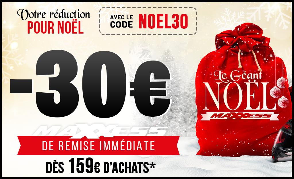 Remise IMMÉDIATE 🔥avec Le Code NOEL30