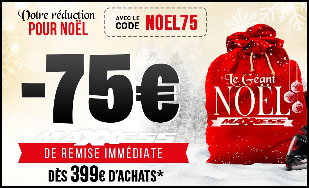Remise IMMÉDIATE 🔥avec Le Code NOEL75