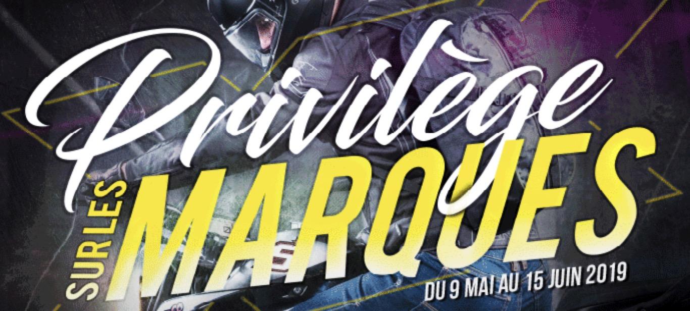 Privilèges Sur Les Marques Chez MAXXESS