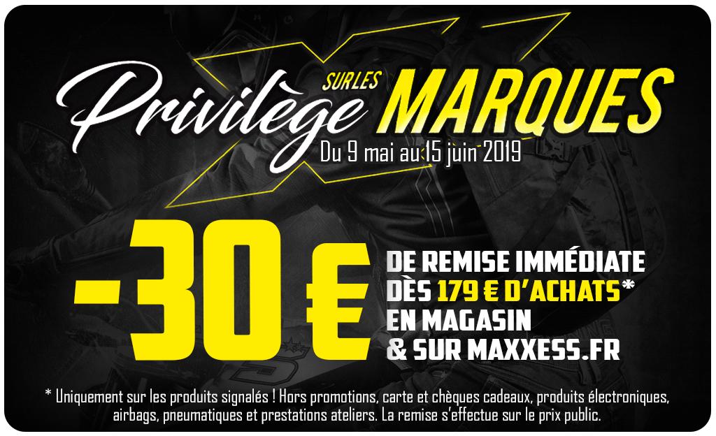 Privilèges Sur Les Marques 30EUROS
