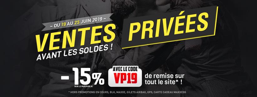 VENTES PRIVÉES Avant Les Soldes Chez MAXXESS !