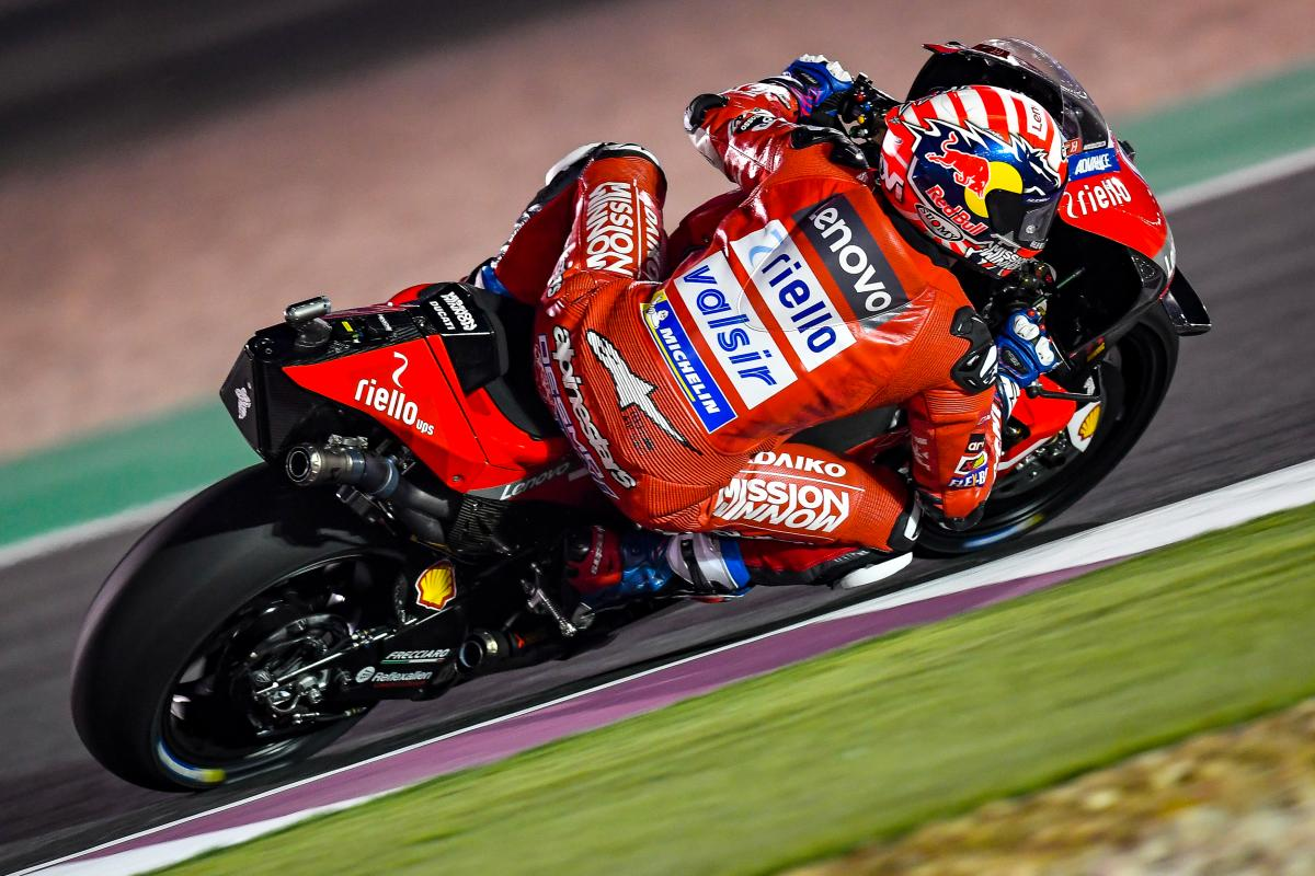 Victoire Dovizioso Au Grand Prix Moto D'Autriche