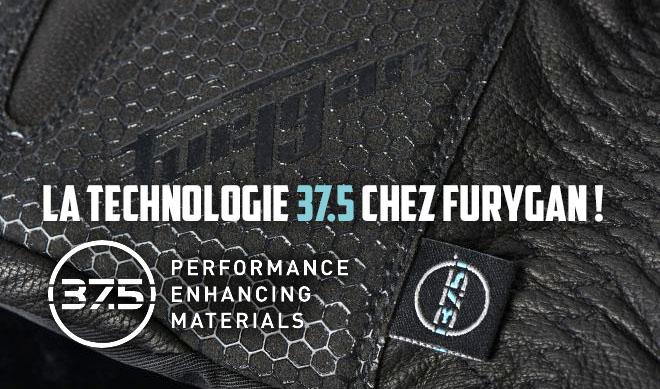 La Technologie 37.5® : LA Nouveauté Furygan