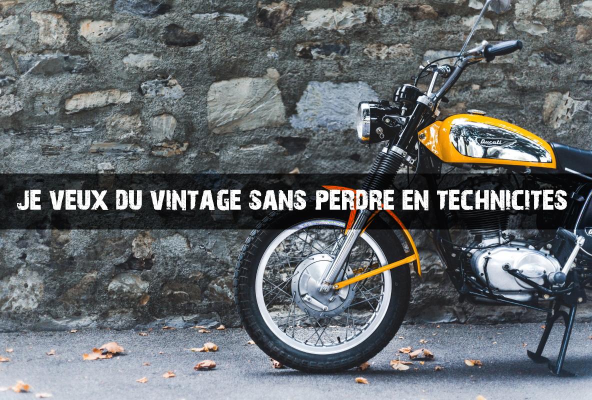 Je Veux Du Vintage Sans Perdre En Technicités ! Que Choisir ?