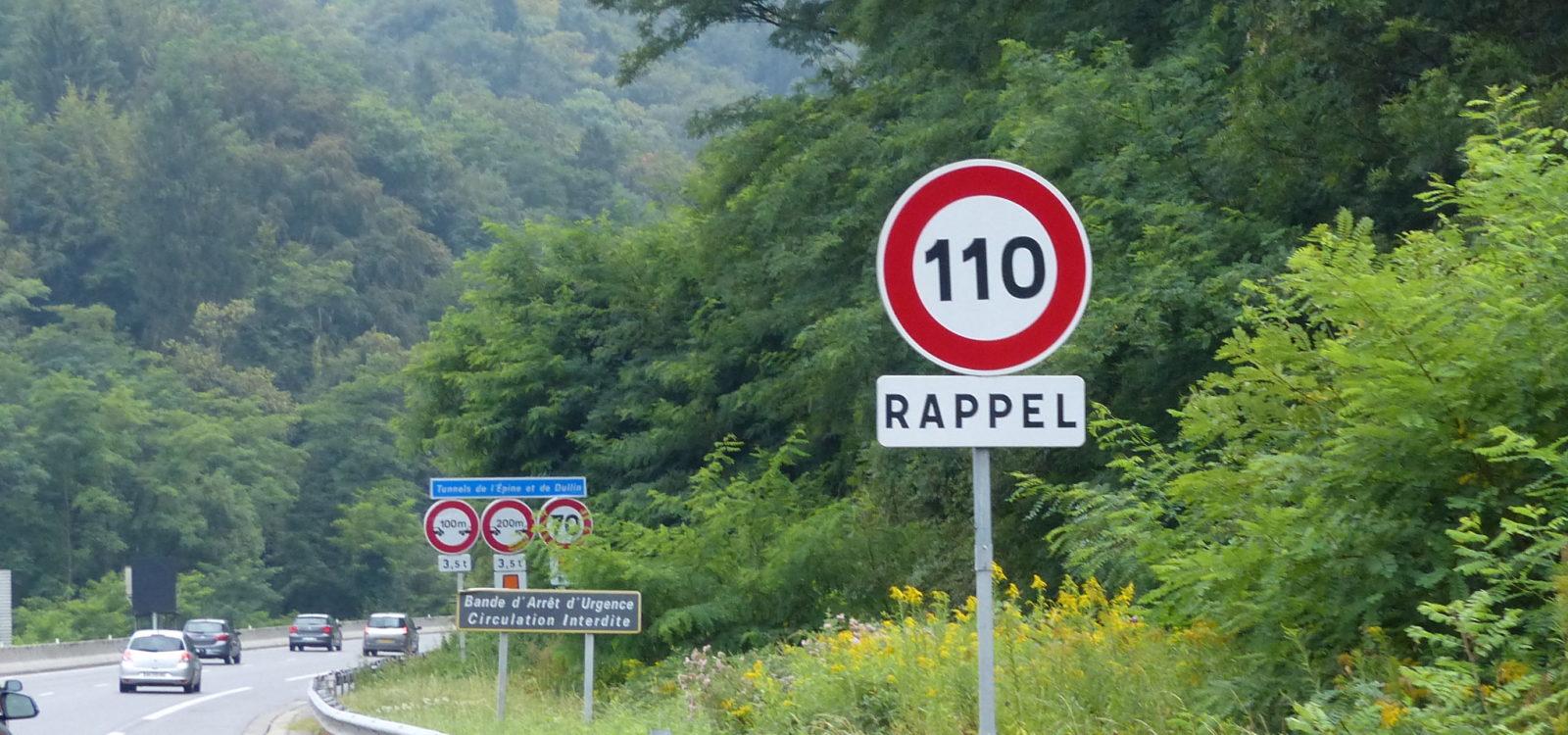 Pourquoi La Convention Citoyenne Veut-elle Réduire La Vitesse à 110 Km/h Sur L'autoroute ?