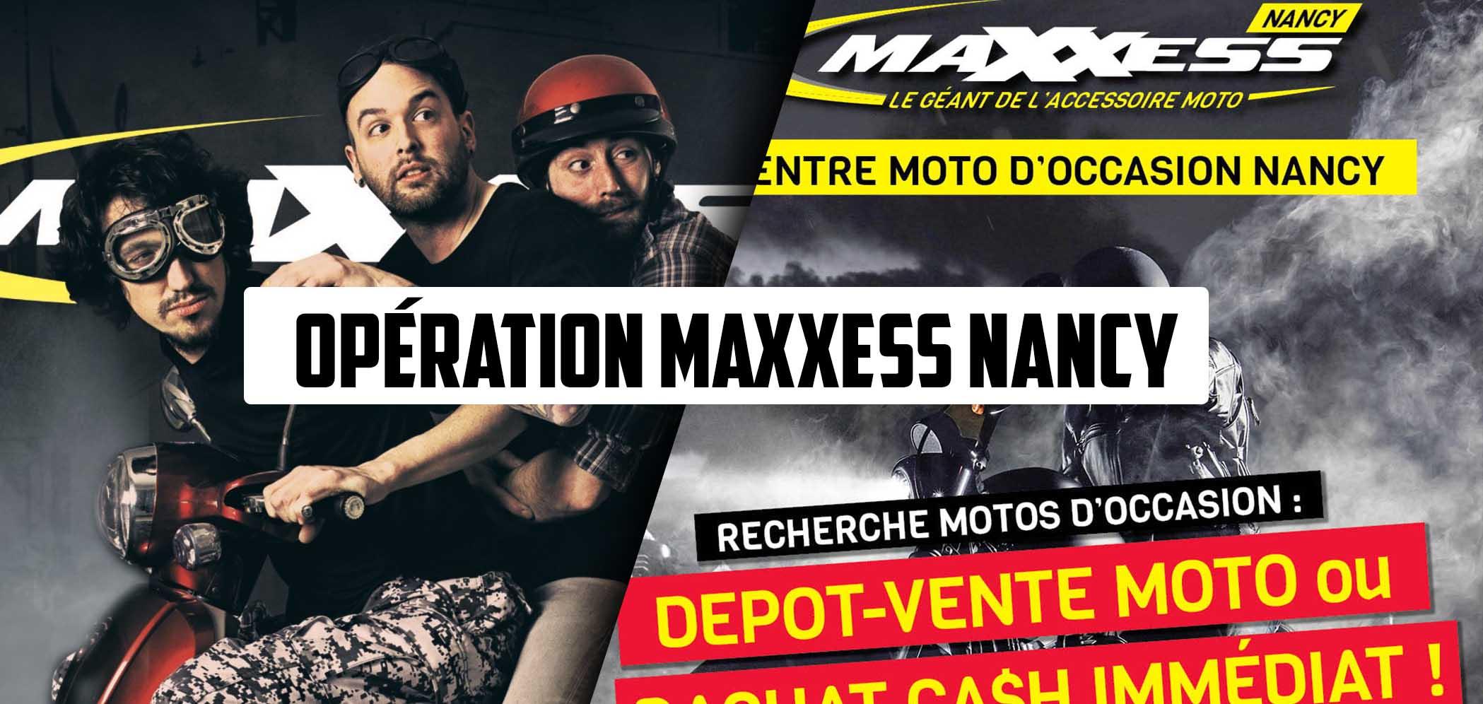 Privilèges Sur Les Marques Chez MAXXESS NANCY